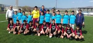 Hisarcık'ta futsal turnuvası