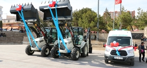 Yozgat Belediyesi araç filosunu güçlendirdi