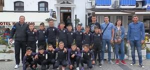 U12 İzmir Cup'ın yorgunluğunu Foça'da attılar