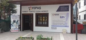 """Amasya'da """"Serbest Tüketici İşlem Merkezi"""" açıldı"""