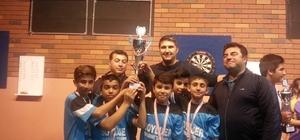 Denizli Dart şampiyonu takımın hedefi Türkiye Şampiyonluğu