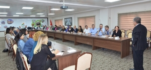 GAP-YENEVden Tarım Danışmanlarına Yenilenebilir enerji eğitimi
