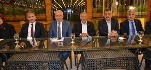 AK Parti'de teşekkür toplantısı