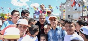 Muratpaşa'da 23 Nisan şenliği 3 gün sürecek