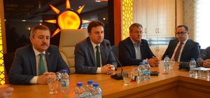 Fatsa'da referandum değerlendirme toplantısı