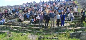 Aydın'da Turizm Haftası kutlamaları kültür gezileriyle başladı