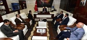 """Başkan Gürkan: """"Önemli olan zihinlerdeki engelleri kaldırmaktır"""""""