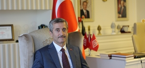 Başkan Tahmazoğlu Turizm Haftasını kutladı