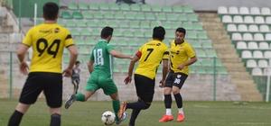 Kırşehir'de Bal ligi mücadelesini Kırşehirspor kazandı