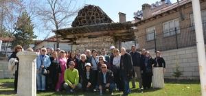 Konyaaltı'ndan Elmalı'ya 29. kültür turu