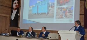 İl koordinasyon kurulu 2'nci dönem toplantısı yapıldı
