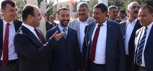 Referandumda rekor kıran Harran'a tebrik yağıyor