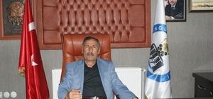 Başkan Arslanca'dan teşekkür