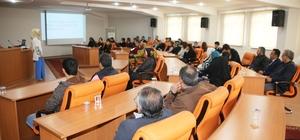 Belediye personeline kişisel gelişim ve iş motivasyonu eğitimi verildi