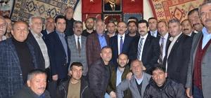 Vali Yavuz'dan rekor kıran ilçeye ziyaret