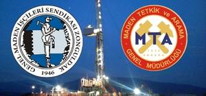 MTA Toplu İş Sözleşmesi'nde 42 maddede anlaşmaya varıldı