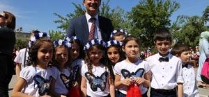 Başkan Şirin'den çocuklara 23 Nisan jesti