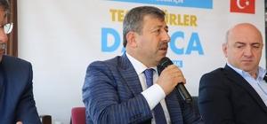 """Başkan Karabacak, """"Güçlü Türkiye'nin önü açılmıştır"""""""