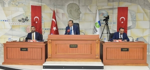Başkan Uğur, Büyükşehir çalışmalarını anlattı