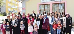 Karesili anne adaylarına doğum öncesi eğitim