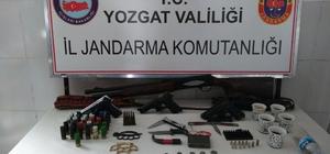 Yozgat'ta uyuşturucu ve kaçakçılık operasyonu: 6 gözaltı