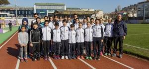Eyüp'ün genç atletleri başarıya doymuyor