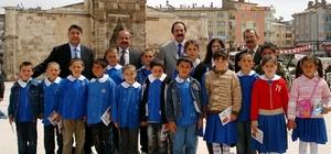 Gemerekli öğrenciler Sivas'ı gezecek