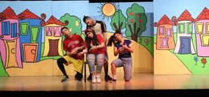 Büyükşehir'den çocuklar için tiyatro şenliği