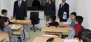Başkan Demirkol'dan TEOG öğrencilerine ziyaret