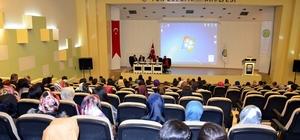 Harran Üniversitesinde turizm sektörü masaya yatırıldı