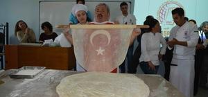 Ortaca Meslek Yüksek Okulu, ünlü aşçıları ağırladı