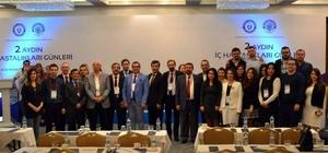 Aydın'da 'İç Hastalıkları Günleri'  gerçekleştirildi