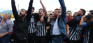Kuşadası Gençlikspor'da Bölgesel Amatör Lig sevinci