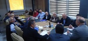 11. Etap Tarıma Dayalı Ekonomik Yatırımlar toplantısı