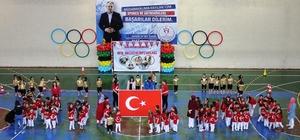 """Çarşamba'da """"Okul Öncesi Olimpiyatları"""" etkinliği"""