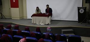 Kayapınar'da hafız öğrencilerine seminer
