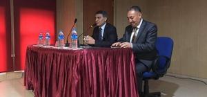 Tatvan'da okul müdürleri toplantısı