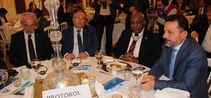Afrika ülkelerinin büyükelçileri Kütahya'da