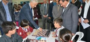Söke'de Egemenlik Haftası Satranç Turnuvası