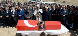 Tunceli'deki polis helikopterinin düşmesi