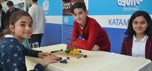 Ümraniye Akıl Oyunları Festivalinde ödüller sahiplerini buldu
