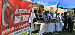Kırkpınar'da geleneksel Turizm Haftası şenliği düzenlendi