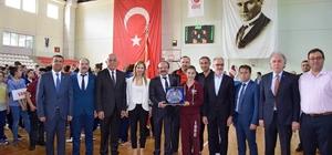 TBF U16 Yıldız Kız Basketbol Turnuvası İskenderun'da başladı
