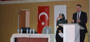 Adilcevaz'da ceviz hastalıklarıyla mücadele toplantısı