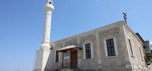 Ordu'da tarihi cami minaresine kavuştu
