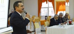 """Tepebaşı Belediyesi'nden """"Köy Enstitülerinden Kent Enstitülerine"""" konulu panel"""