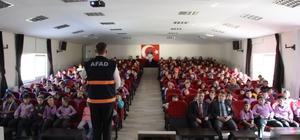 Denizli AFAD, 19 ilçede yaklaşık 10 bin kişiye eğitim verdi