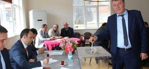 Görele'de köylere hizmet götürme birliği seçimi yapıldı