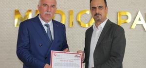 Medical Park Elazığ Hastanesi erişebilirlik belgesi aldı