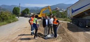 Alanya Oba Mahallesi'nin kanalizasyon sorunu çözülüyor